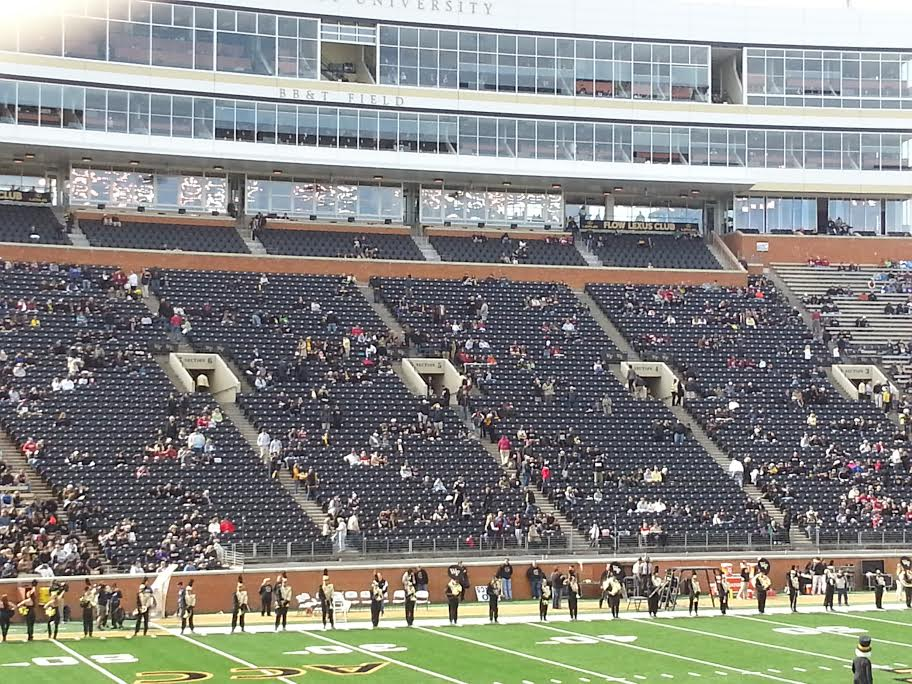 Is Wake Forest's Glass Half Empty or Half Full?